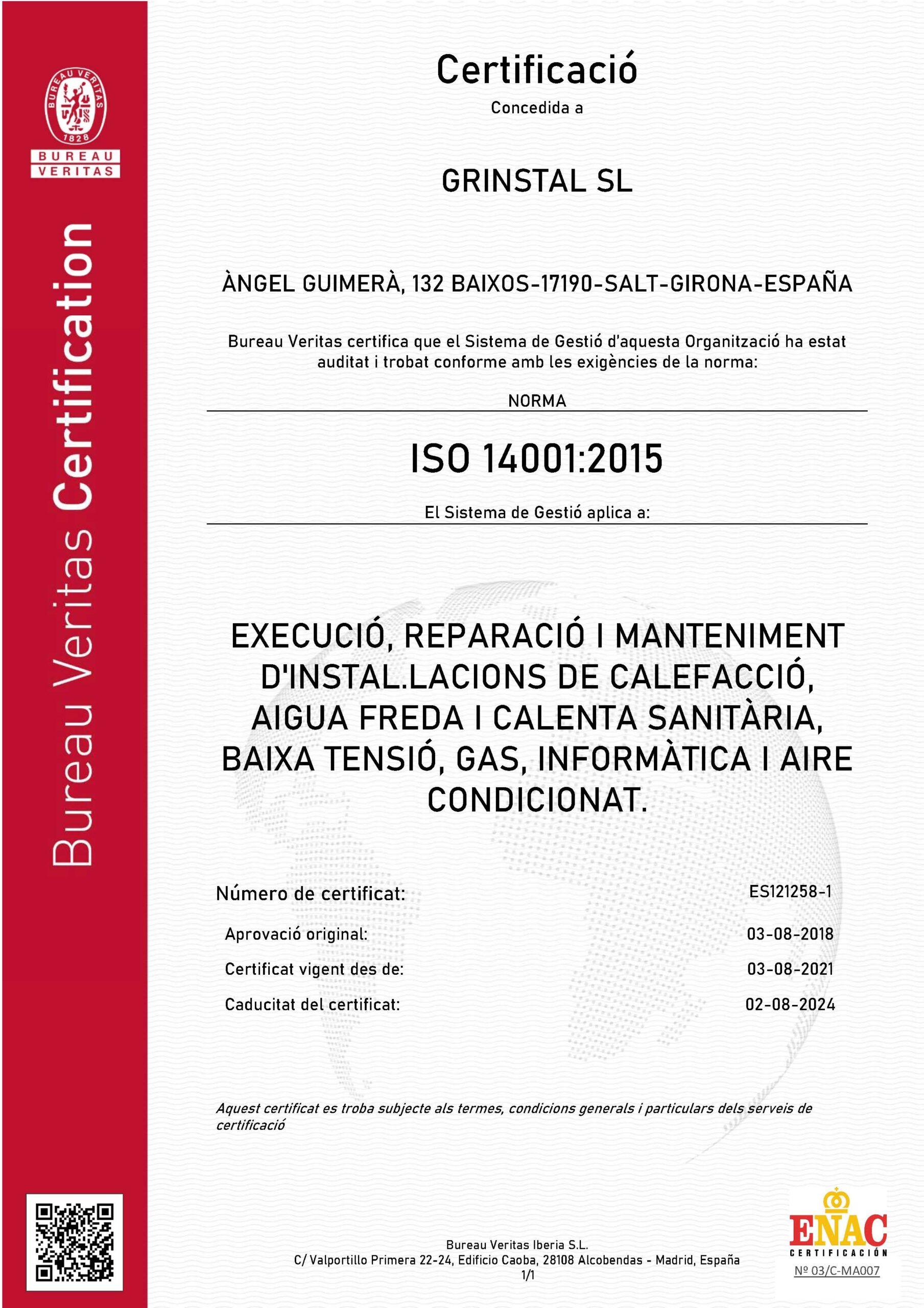 certificat_ISO14001